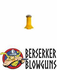50 - .40 cal Super Stunner (metal head) Blowgun Darts from Berserker Blowguns
