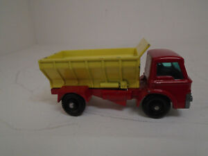MATCHBOX LESNEY #70B-1 FORD GRIT SPREADER TRUCK. NEAR MINT!! ORIGINAL