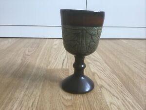 Vintage Pot Chalice Goblet
