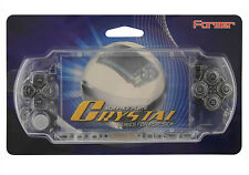 NEW Farmer XCM High Quality PSP-2001 PSP-2000 Faceplate Crystal Clear