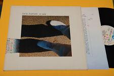 LUCIO BATTISTI LP E GIA 1°STAMPA ORIGINALE 1982 TOP EX+