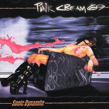PINK CREAM 69 - SONIC DYNAMITE USED - VERY GOOD CD