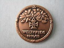 Pin Weltkrieg 1914 / 1915 EK1 Iron Cross Eichenlaub WWII WK2 WK1 WH Reichswehr