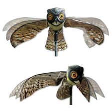 BIRD-X OWL Visual Bird Repellers, Prowler Owl