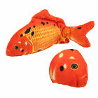 Simulation Moving Fish Cute Electric Rechargeable Interactive Fish Toys Gifts