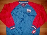 New York Giants Pullover XL Navy NFL Reebok