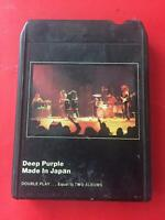 DEEP PURPLE Made in Japan WB J8 2701  8 Track Tape