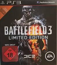 PS3 Spiel - Battlefield 3 - Limited Edition (Sony PlayStation 3, 2011) - USK 18!