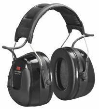 3M Peltor WorkTunes Pro MP3 Casque Antibruit - Noir