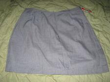 Royal Park School Uniform Girls 14 Teen Half Wrap Kilt Style 137, Color 9 Grey N