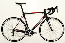 STRADALLI CYCLE CYCLING CARBON FIBER BITONTO DURA ACE ROAD BIKE BICYCLE 50 SMALL
