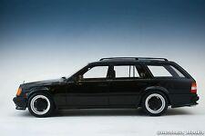 1:18 OTTO Resin Model Mercedes-Benz MB S124 300TE AMG Wagon Black 1988 OT147