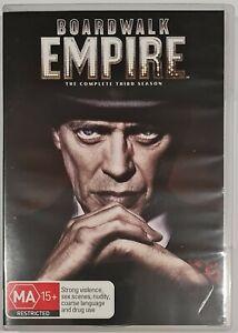Boardwalk Empire - The Complete Third Season - Season 3 - DVD - TV Series