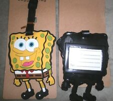 Sponge bob Luggage Tag