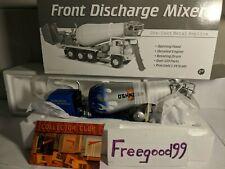 1:34 First Gear OshKosh Front Discharge Mixer Die-Cast  19-3229 WOW last one