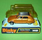 Dinky / 149 Citroën Dyane / Boxed
