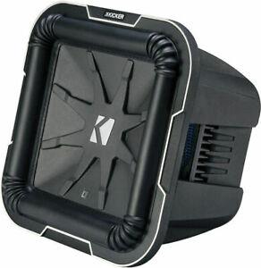 """Kicker 41L7102 10"""" Dual 2-ohm Component Subwoofer"""