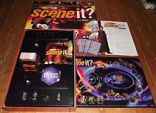 SUPERB MATTEL DOCTOR WHO SCENE IT DVD GAME WITH REAL TV CLIPS CONTENTS MINT