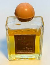 Vintage 1950's Evyan White Shoulders 2 oz Perfume 80% Full