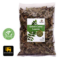 Fresh Dried Curry Leaves 100% Organic Natural Leaves from Ceylon