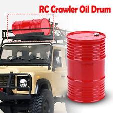 Pétrole/Gaz Conteneur-citerne pour 1/10 SCX10 RC 4 roues motrices Rock Crawler
