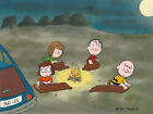 PEANUTS Charlie Brown Production Animation Cel n draws 1983 Melendez D-Day 86.02