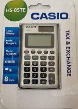 Casio Scientific Electronic Calculator HS-85TE