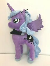 "My Little Pony Nightmare Moon 16"" Plush Stuffed Toy Pony Aurora World"
