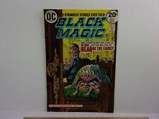 Black Magic #1 F comic 1970s bronze age Jack Kirby Simon horror