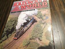 Railways of the World  Railroad Train history book