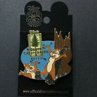 DLR Grand Californian Hotel Chip & Dale Disney Pin 25792