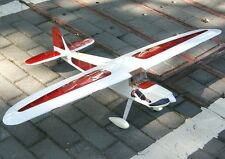 77in .60 Nitro/Electric Aviator Pro RC Sports/Trainer Airplane ARF Kit (Red)