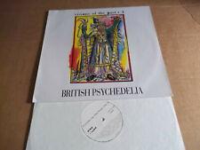 VA – Visions of the Past Vol 4 (British Psychedelia) 60's Color vinyl LP NM
