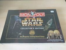 Star wars monopoly collectors edition