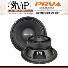 "PRV Audio 10MB400-4 10"" High Output Mid Bass Loudpspeaker 4-Ohms PRV 10"" (PAIR)"