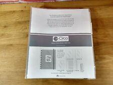 Levenger Circa Master Mind Binder, Letter Size Translucent Ads3960