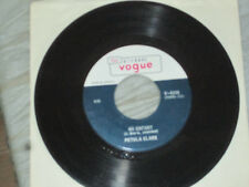 Petula Clark - Un Enfant/ Que reste-t-il 45 Rpm Record Vinyl