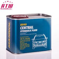 0,5 Liter Zentral Hydrauliköl / Servo Lenkung Öl Grün VW, Audi, Seat, Skoda!