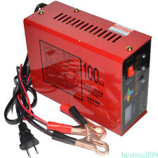 Automatic 110V 12V/24V 140W Lead Acid Battery Charger For Vehicle Car Motorcycle