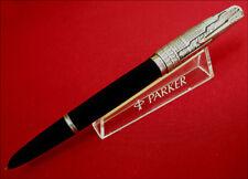 51 Fantasy Aerometric Fountain Pen W/ Empire State Designed Cap