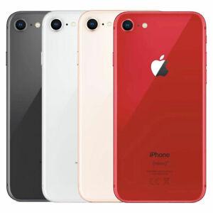 Apple iPhone 8 - 64GB / 256GB SmartPhone Unlocked Sim Free - All Colours