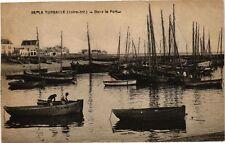 CPA  La Turballe (Loire-Inf.) - Dans le Port   (242614)