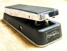 Dunlop Jimi Hendrix JH-1B Wah Wah Guitar Effect Pedal Cry Baby Jim Filter Sweep
