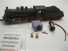 NF024G Fleischmann BR 55, KPEV G 8.1, PKP Tp4, FS GR 460 Glockenanker Umbausatz