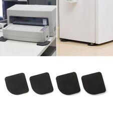 4x Waschmaschine Gummi Pads Antivibration Vibrationsdämpfer Trockner Unterlage~~
