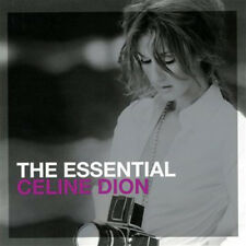 CELINE DION THE ESSENTIAL CD 2 DISC POP 2011 NEW