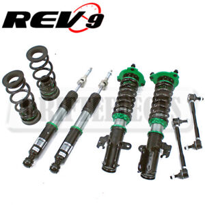 R9-HS2-091 Hyper-Street 2 Coilovers Suspension For Toyota Camry L/LE/XLE 2018-20