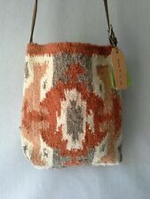 Urban Outfitters Rug Leather Crossbody Shoulder Bag by Stela 9 Multicolor $109
