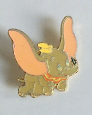 Disney Dumbo Holding A Feather Pin (From The Dumbo Commemorative Pin Set)
