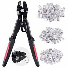 Profession Up To 22mm Wire Rope Crimping Tool Wire Rope Swager Crimpers Fishing